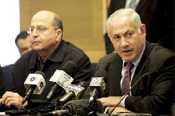 نتنياهو يتفق سرا مع ليبرمان على تكثيف الاستيطان