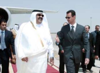 الأسد يسبق كل الزعماء العرب بالوصول إلى الدوحة للتنسيق