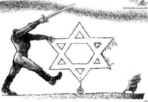 كاريكاتير أميركي حول غزة يثير غضب جماعات يهودية