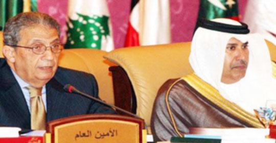 وزراء الخارجية العرب: مبادرة السلام لن تبقى مطروحة طويلا