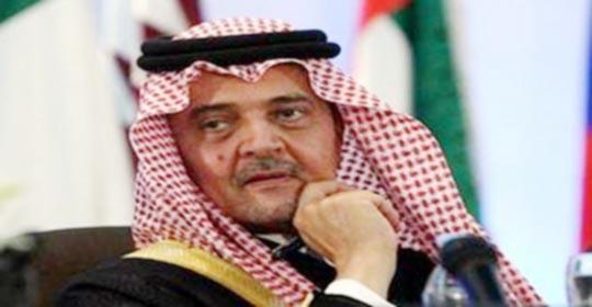 بامتعاض وغضب..الفيصل يرفض مقترحا قطريا بتحديد سقف زمني للمبادرة العربية