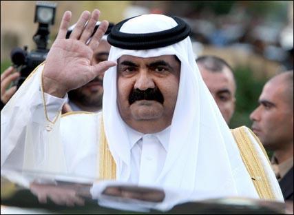 أمير قطر: لن نقف مع أميركا إن هاجمت إيران