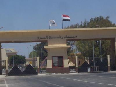 حماس توافق على نشر قوة تركية- فرنسية على معبر رفح والقاهرة تضمن فتح  5 معابر