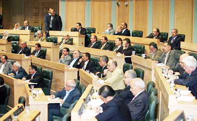 مدعي عام غرب عمان يبعث مذكرة لرفع الحصانة عن نائب متهم بقضية تزوير