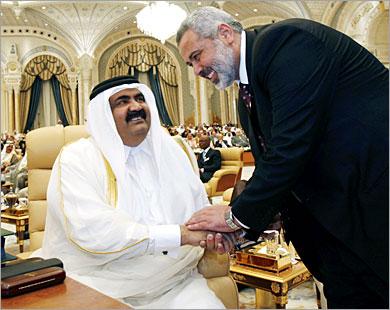 قطر تدعو الى قمة الحياة الفلسطينية