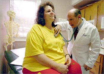 السمنة سبب لسرطان الثدي والرحم والبنكرياس والمرارة