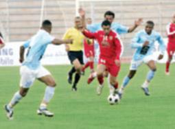 ايقاف الحكم المساعد في المباراة..الجزيرة يسترد نقطة غير صحيحة من الفيصلي