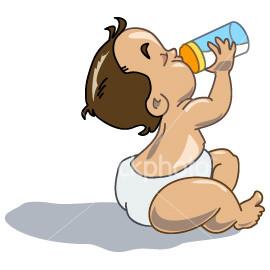اكتشاف مواد تستخدم في المفرقعات والمتفجرات بحليب الأطفال في أمريكا