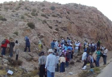 بحث تخفيض عدد الإناث الدارسات للجيولوجيا