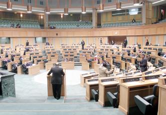 تهريب نصاب جلسة النواب لحظة طلب مناقشة العدوان على غزة  وبنود قانون البورصات الاجنبية