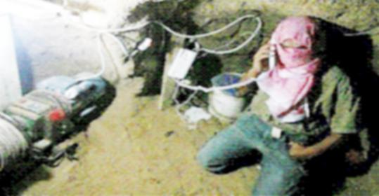 ضابط إسرائيلي: مقاتلون أشباح بقطاع غزة يندفعون صوبنا من باطن الأرض