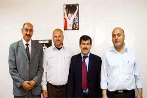 استقالة خمسة من أعضاء مجلس ادارة نادي البقعة