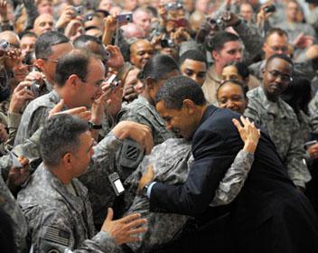 أوباما يصل العراق وسط قتلى وجرحى بتفجيرات جديدة
