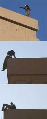 """للمرة الثانية من نفس المبنى.. فتاة تحاول الانتحار بإلقاء نفسها من الطابق """" 12 """" في جبل الحسين"""