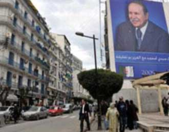 الجزائر: بو تفليقة يفوز بأغلبية ساحقة في الانتخابات الرئاسية