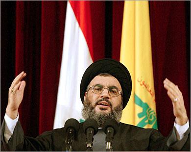 بعد اتهام الحزب باعداد هجمات في مصر..نصر الله: الإتهامات المصرية تهدف إلى تشويه صورة حزب الله
