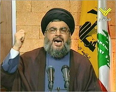 """إسرائيل تطلب رأس حسن نصر الله """"فهو يستحق الموت"""" !؟"""
