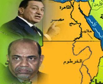 لقاء سري بين البشير وقادة من الجيش الايراني يسبب أزمة بين السودان ومصر