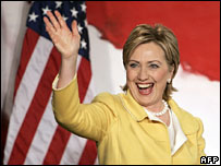 مجلس الشيوخ يوافق على ترشيح هيلاري للخارجية