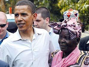مخطط لتنصير جدة أوباما يثير غضب مسلمي كينيا