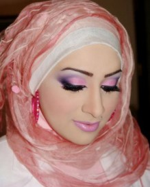 كيف تختارين الحجاب المناسب لشكل وجهك