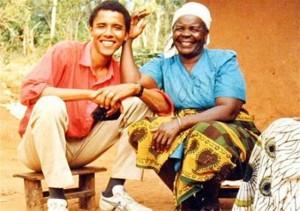القصة غير المنشورة لأسرة أوباما في كتاب