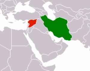 ايران تقيم قاعدة عسكرية في اللاذقية