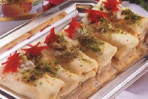 الحلاوة بالجبن على الطريقة اللبنانية