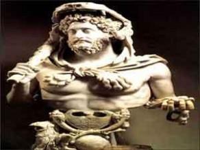 بعثة إسرائيلية تعلن كشف تمثال هرقل