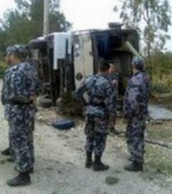 وفاة و13 اصابة بحادثي سير في معان والسلط