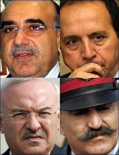 قاضي الاجراءات التمهيدية يأمر باخلاء سبيل الضباط الاربعة في قضية الحريري