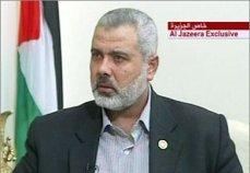 """هنية: حققنا """" انتصارا كبيرا"""" في غزة"""