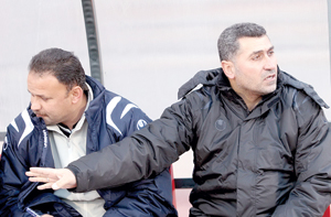 انهاء مشوار محروس وسلمان وشباب الأردن يجدد ثقته بأبو عابد