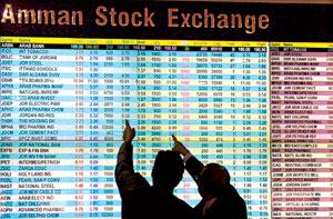 تباطؤ التداول في بورصة عمان بانتظار افصاح الشركات