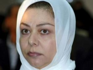 العراق يطالب الأردن تسليم رغد صدام حسين