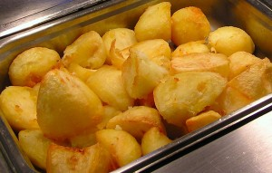 البطاطس لعلاج الضغط المرتفع