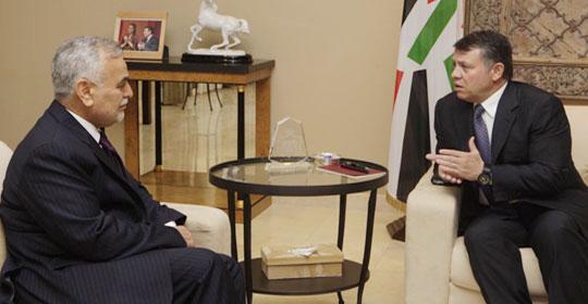 الملك : أمن العراق ركيزة أساسية لاستقرار المنطقة
