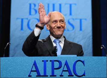 نجل رئيس دولة عربية يحضر مؤتمر اللوبي الإسرائيلي بواشنطن