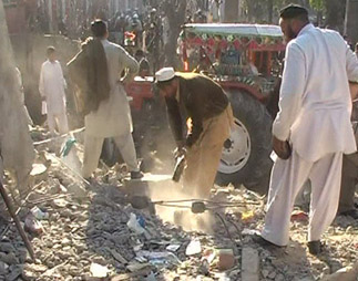 عشرات القتلى في مجزرة أمريكية جديدة ضد المدنيين الأفغان