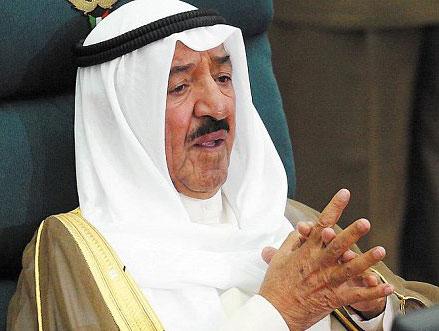 سجن أحد أفراد الأسرة الحاكمة في الكويت