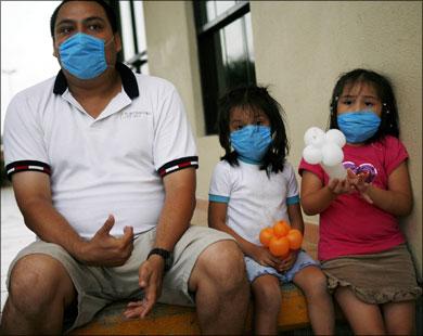 هل هناك اهداف غامضة وراء انتشار مرض انفلونزا الخنازير?!