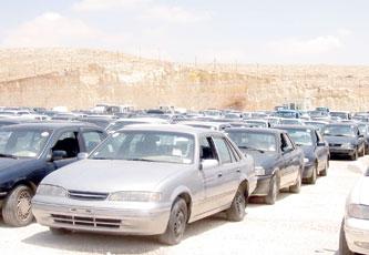 الركود يسيطر على قطاع السيارات في السوق المحلية