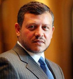 الملك يصل دمشق لبحث تطورات الاوضاع في المنطقة