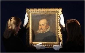 4.6 مليون دولار ثمن لوحة لفيلاسكيز