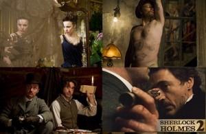 شرلوك هولمز 2: مؤثرات بصرية ومشاهد أكشن رائعة