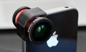 أداة تحول هاتف آيفون إلى كاميرا احترافية