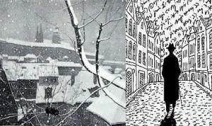 قلعة كافكا كما لو فُصِّلت للقراءة في عز الشتاء