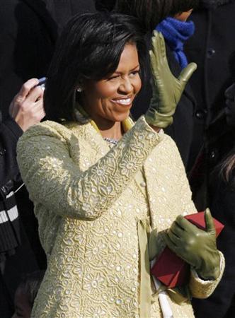 ميشيل أوباما ضمن قائمة «أجمل 100 امرأة في العالم» للمرة الأولى