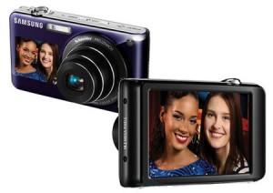 بالصور ..سامسونج تطلق كاميرا جديدة بشاشتين
