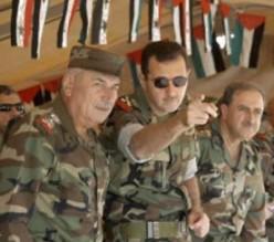 الاسد ينقل مقر اقامته من دمشق الى أقوى الحصون العسكرية في منطقة الشرق الأوسط